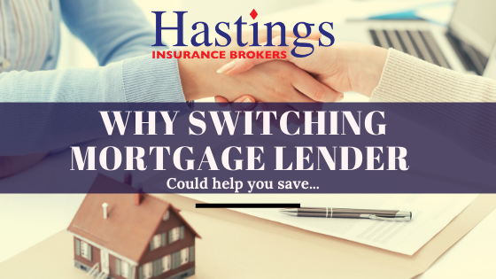 Title Banner - Why Switching Mortgage Lender could help you save