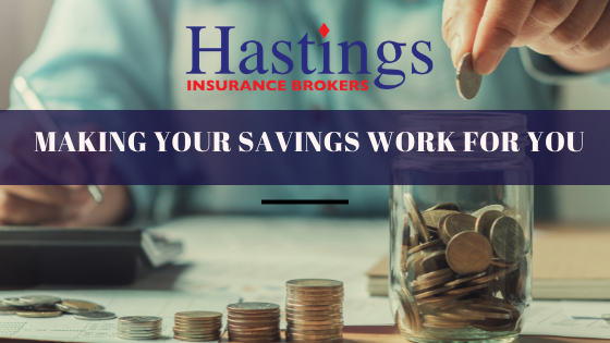 Banner Image - Making Your Savings Work For You